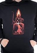 náhled - Öngyújtó férfi pulóver