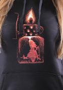 náhled - Öngyújtó női pulóver