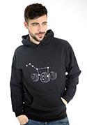 náhled - Göncölszekér férfi pulóver