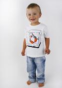 náhled - Pingvin gyerek póló