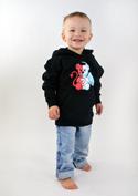 náhled - Angyal vagy ördög gyerek pulóver