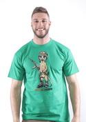 náhled - Suricattacker férfi póló zöld