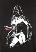 náhled - Mrs. Vader férfi póló