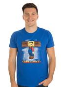 náhled - Game over férfi póló