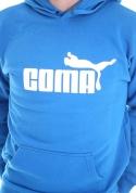 nézet - Coma férfi pulóver