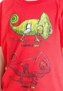 náhled - ChameleON ChameleOFF gyerek póló