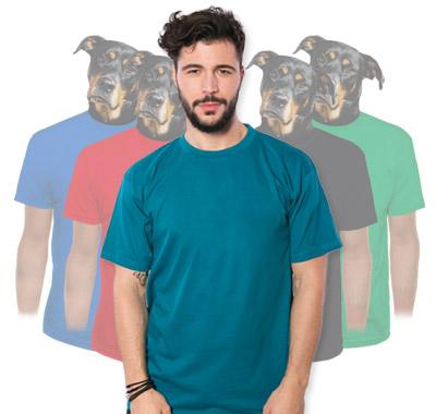 Férfi pólók lezserebb szabással