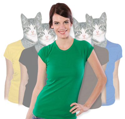 Raglán ujjú női pólók