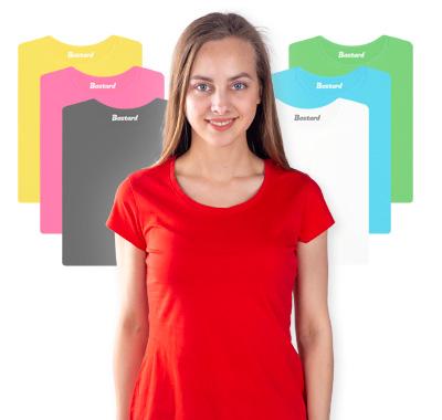 Hagyományos szabású női pólók