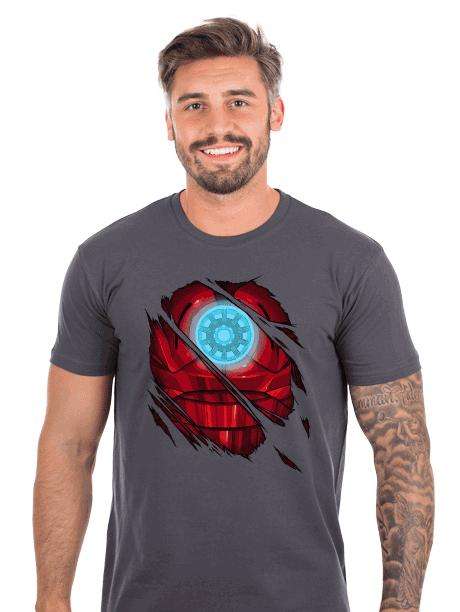 Férfi póló – Ironman