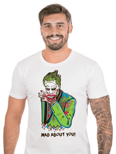 Férfi póló – Szurikáta