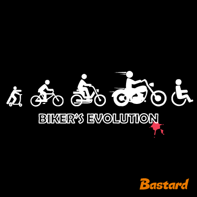 Bikers evolution