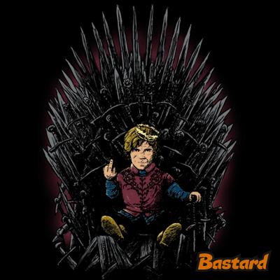 Tyrion a trónon