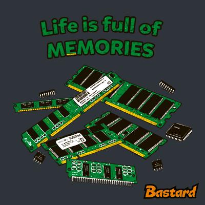Memóriában tárolva