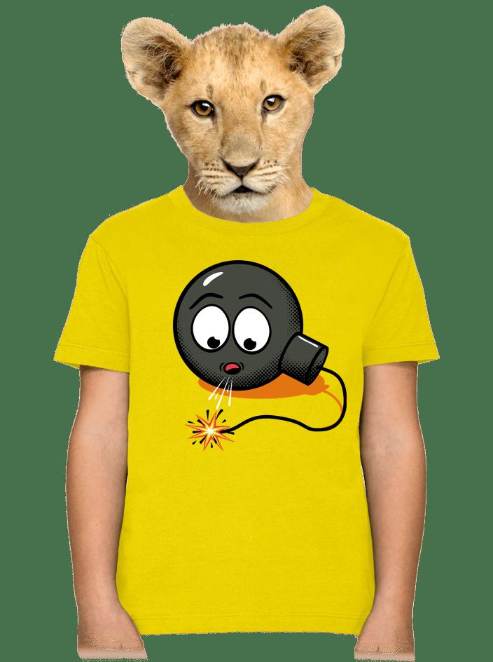 Bomba gyerek póló