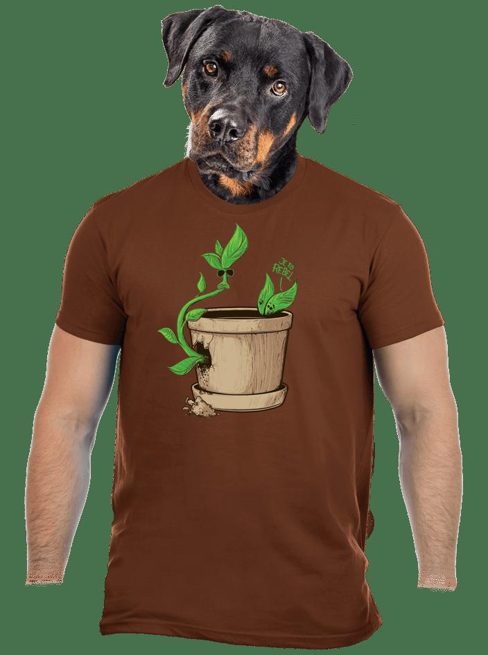 Rebel férfi póló