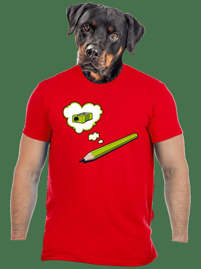 Ceruza férfi póló