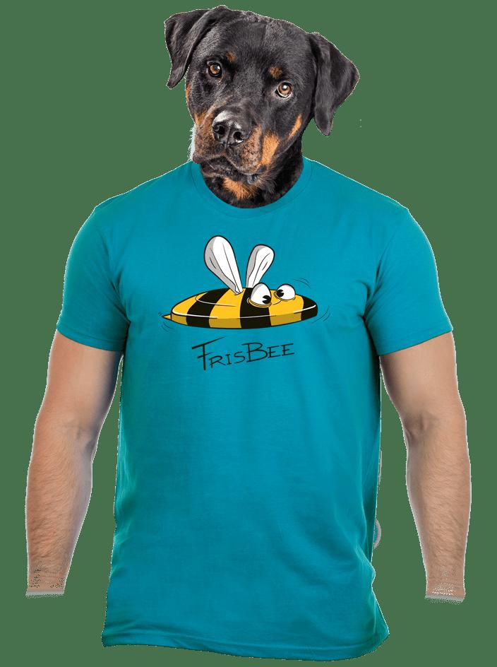 Frisbee férfi póló