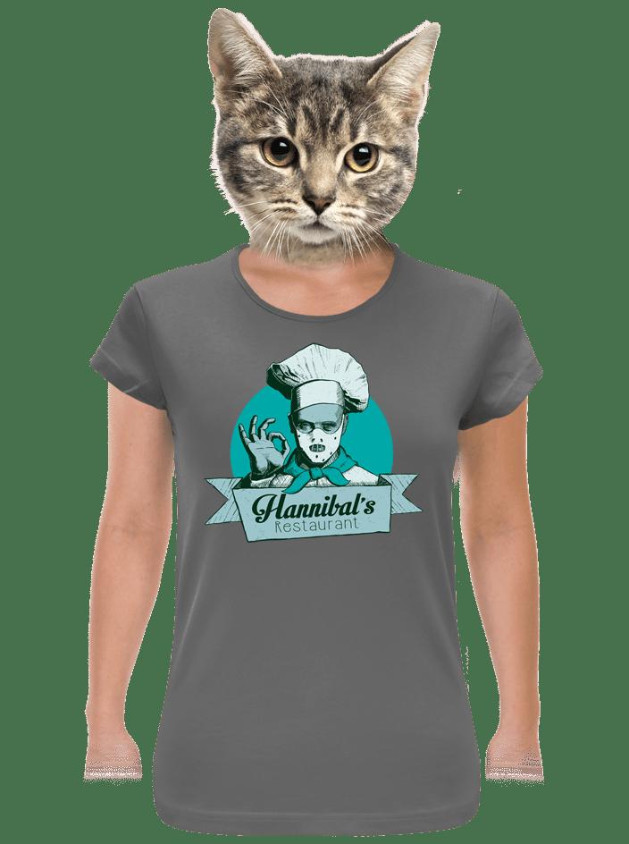 Hannibálnál női póló