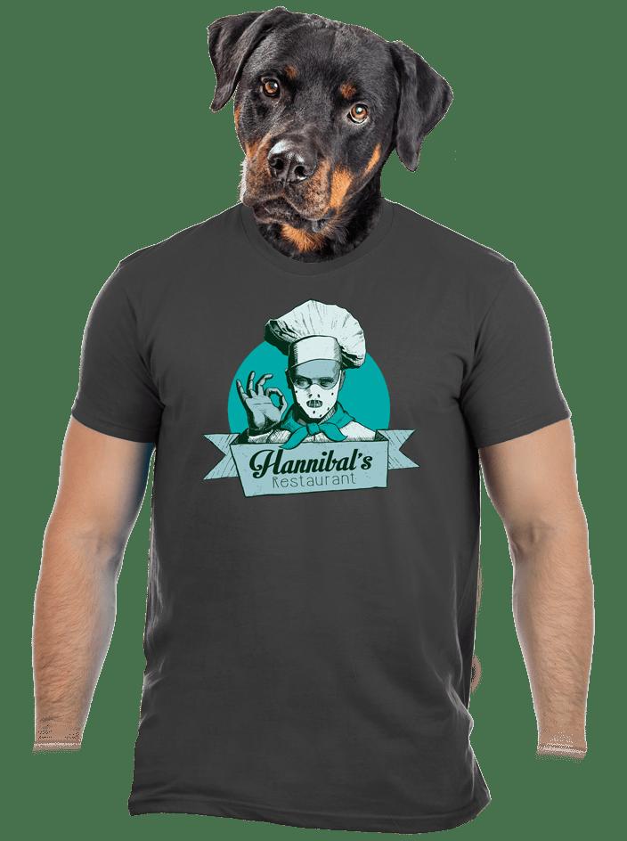 Hannibálnál férfi póló