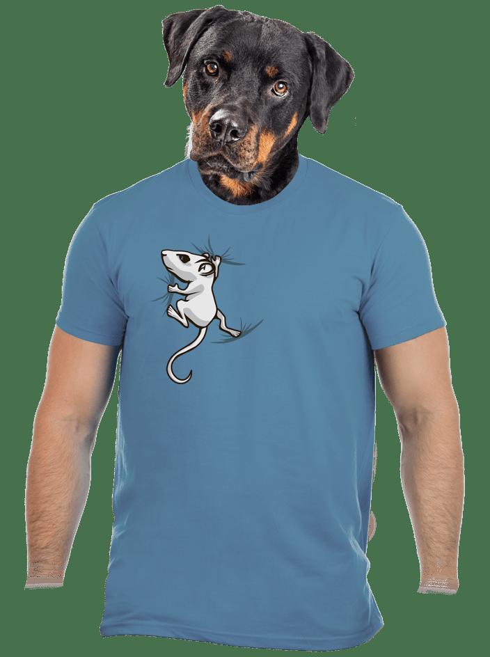 Egér férfi póló