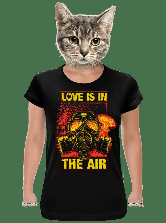 Love is in the air női póló