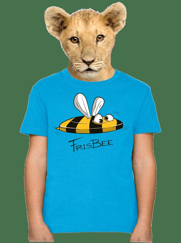 Frisbee gyerek póló