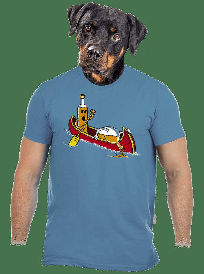 Rumivók férfi póló