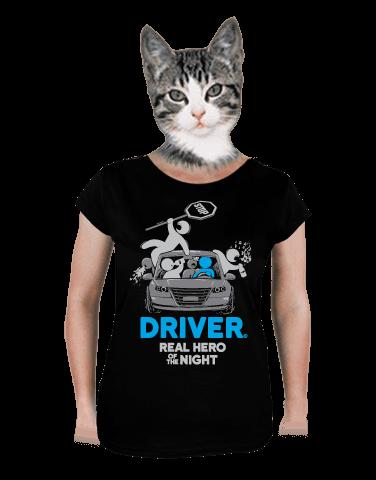 Driver női póló