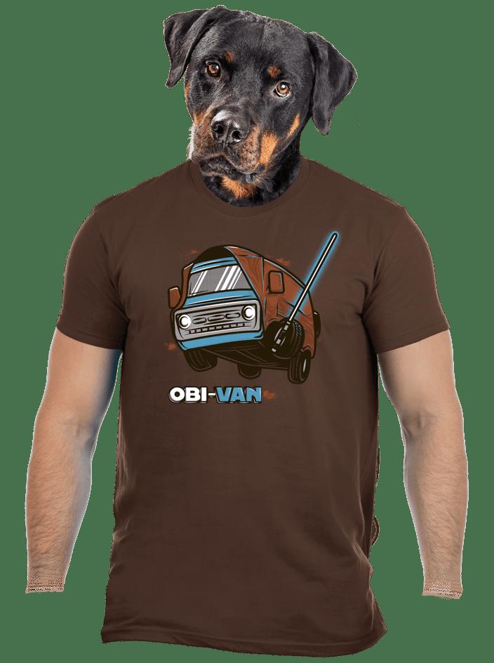 Obi Van férfi póló