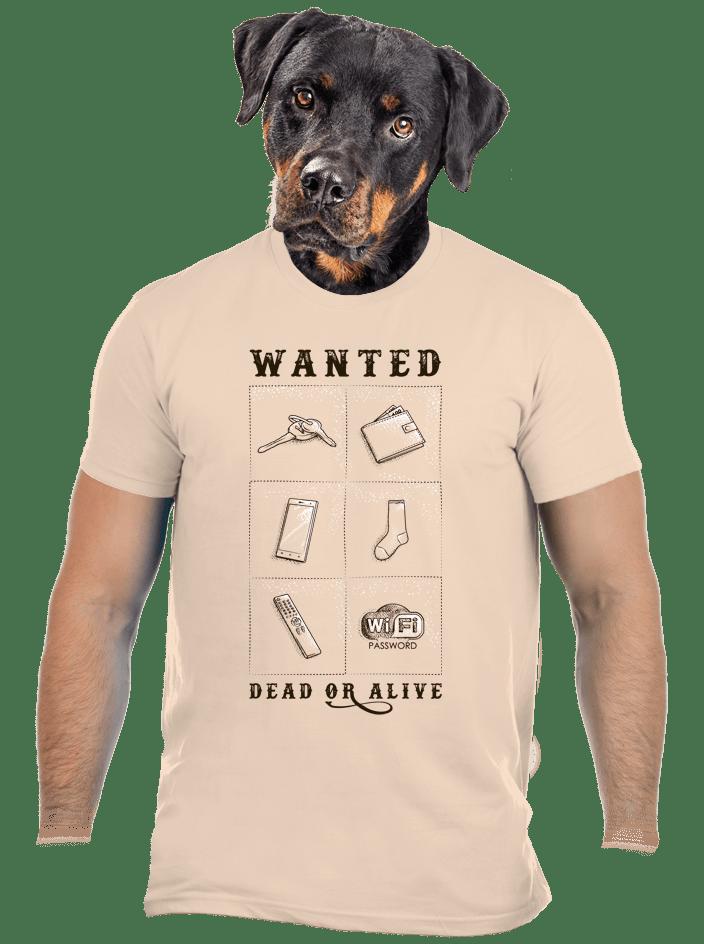 Keresett dolgok férfi póló