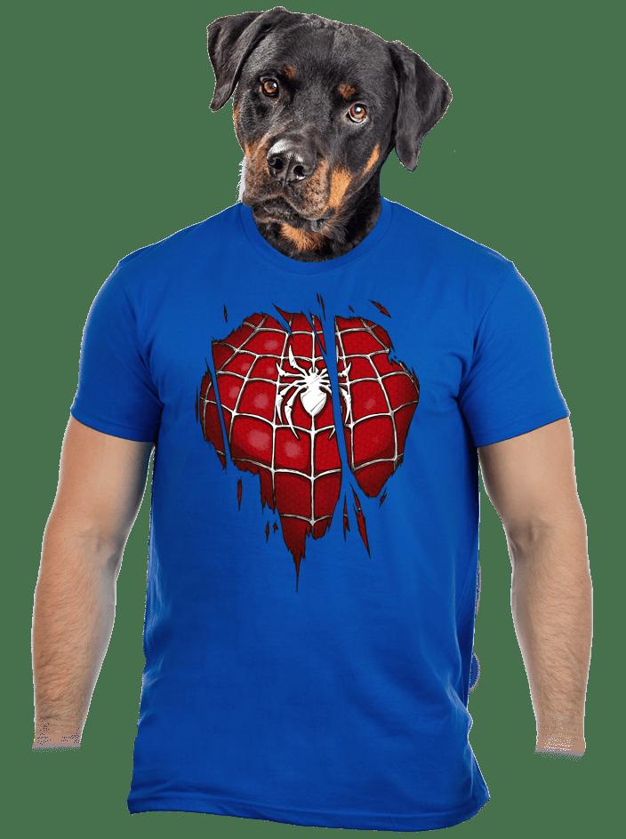 Spider inside férfi póló
