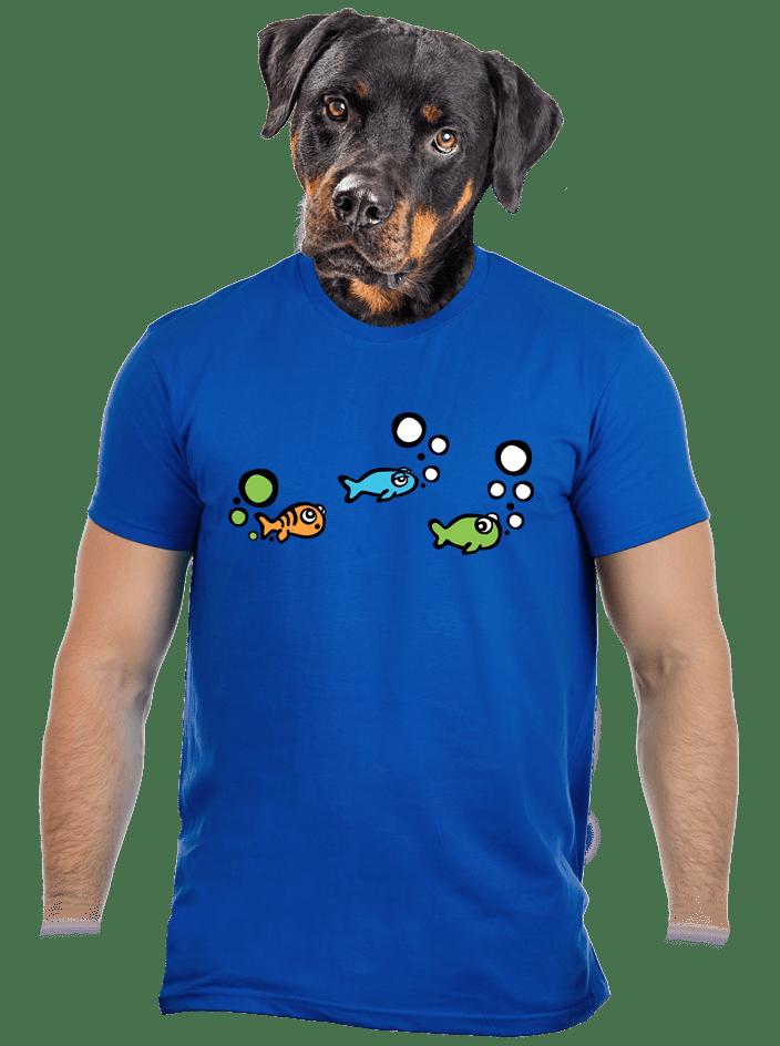 Baleset férfi póló