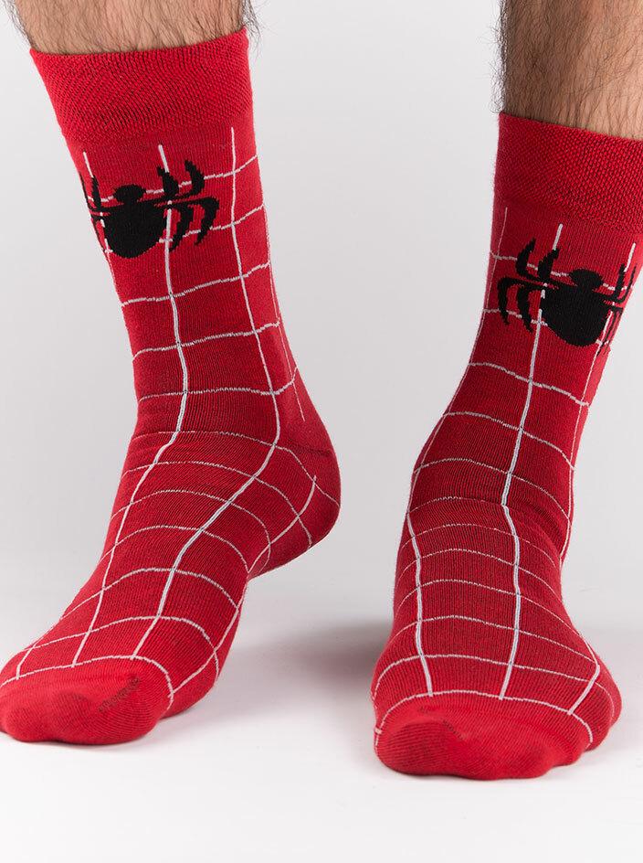 Spider zokni