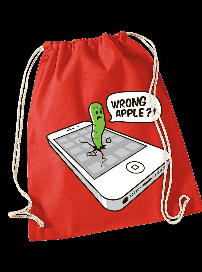 Wrong Apple hátizsák