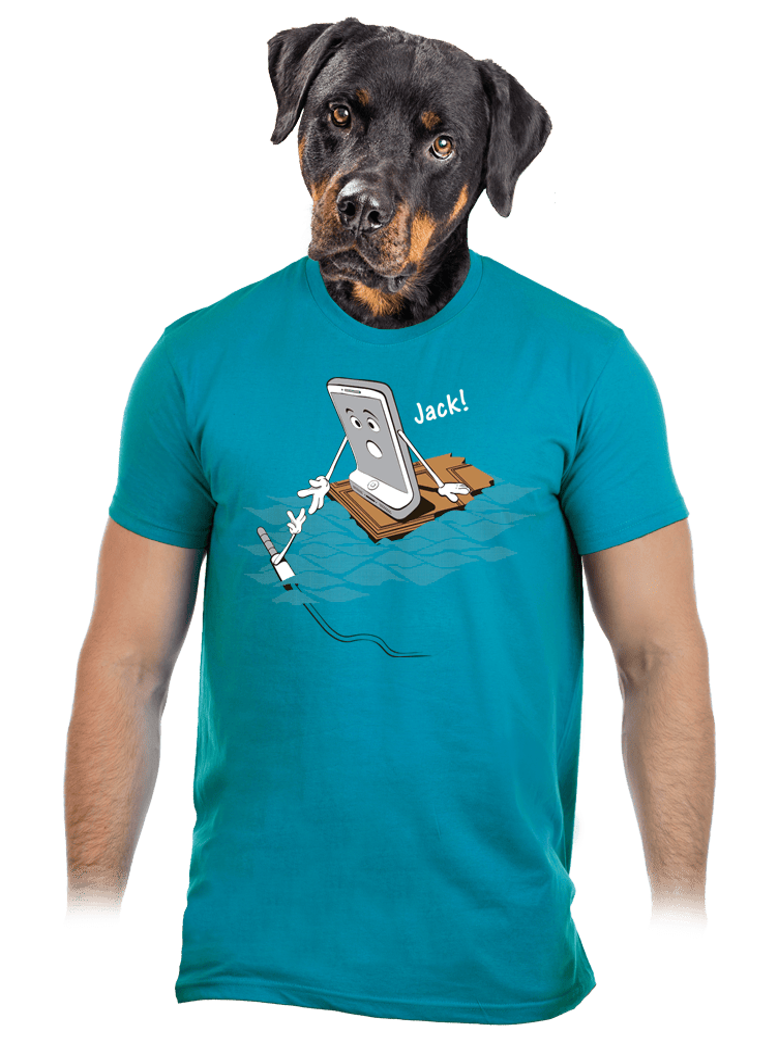 Jack férfi póló