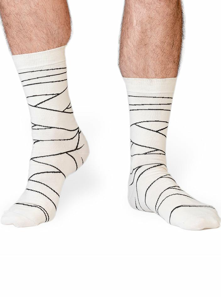Múmia zokni