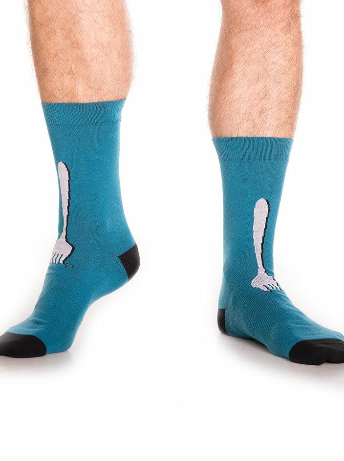 Villácska zokni
