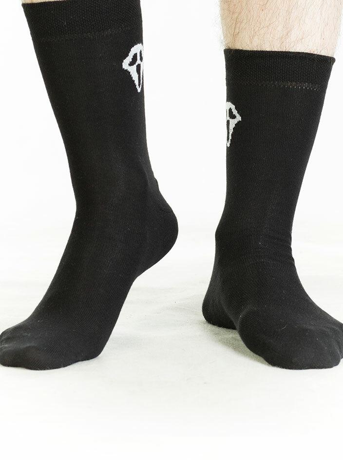 Scary zokni