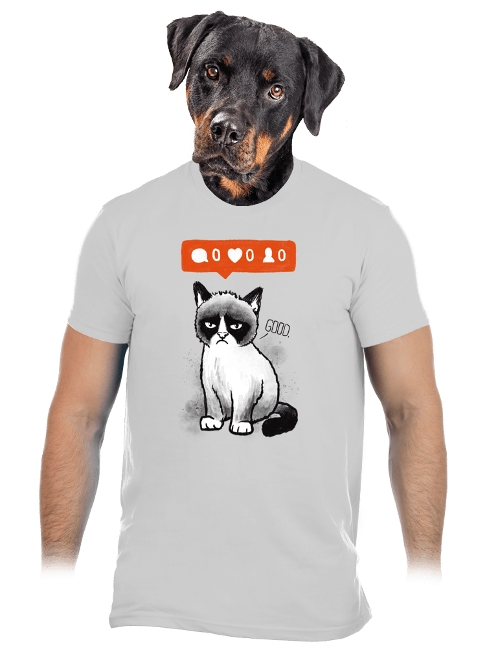 Grumpy férfi póló