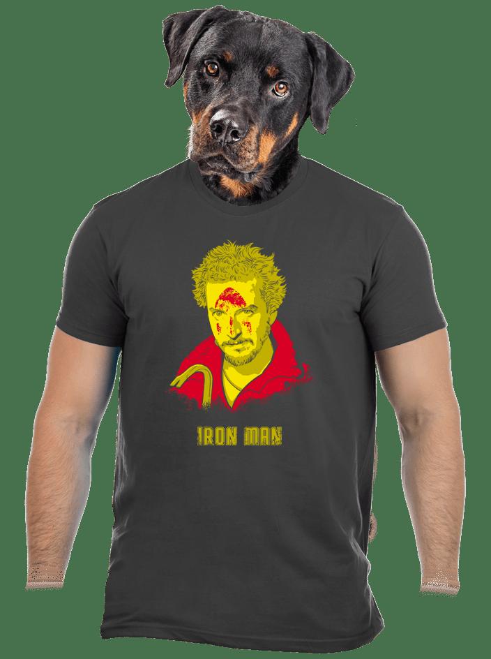 Vasalóman férfi póló