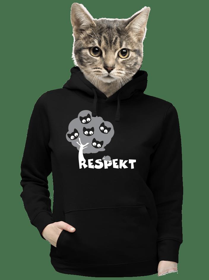 Tisztelet női pulóver