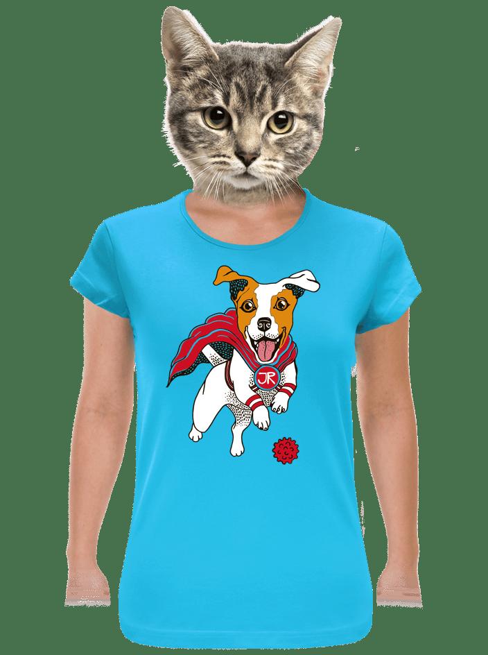 Jack Russell női póló