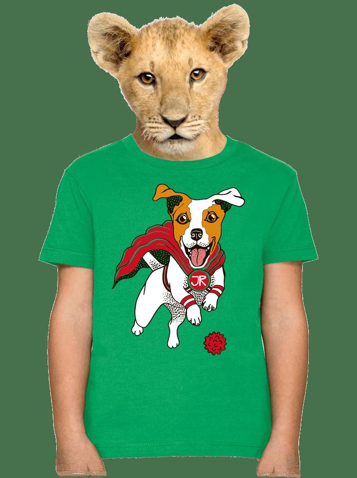 Jack Russell gyerek póló