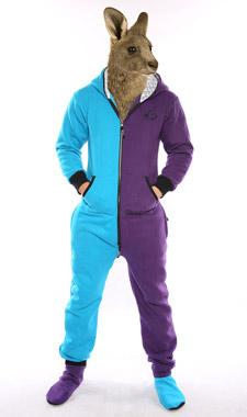 Skippy blue purple
