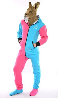 Skippy pink blue