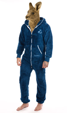 Skippy teddy navy