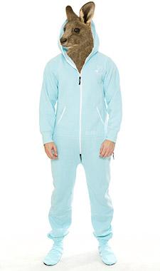 Skippy pastel blue