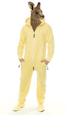 Skippy pastel yellow