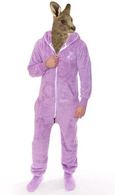 Skippy teddy lavender
